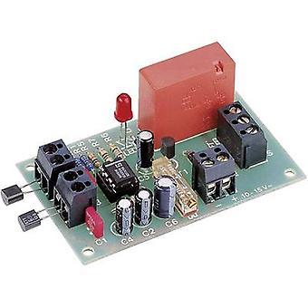 Conrad Components 194360 differentiaali lämpötilan säätimen kokoonpano sarja 12 V DC-5 jopa 100 °C