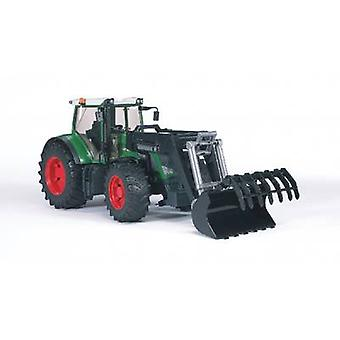 Tractor Brother Fendt 936 Vario con cargador frontal3041