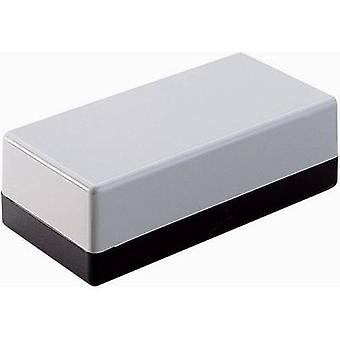 Strapubox 2003 Universal enclosure 160 x 83 x 52 Acrylonitrile butadiene styrene Grey, Black 1 pc(s)
