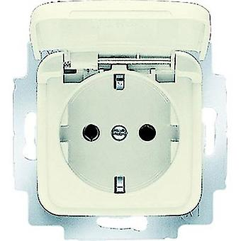 Busch-Jaeger Insert PG socket (+ lid) Duro 2000 SI, Duro 2000 SI Linear Creamy white 20 EUK-212