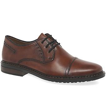 الرباط الرسمي رجالي Rieker القراءة حتى أحذية