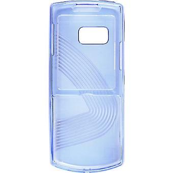 Caso azul de Samsung SCH-R560 Flexi-Snap