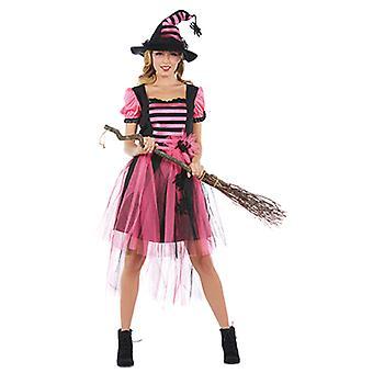 Häxa Winifred damer kostym klä Carnival trollkarl