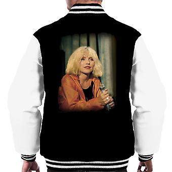 TV Times Debbie Harry Muppet Show 1981 Men's Varsity Jacket