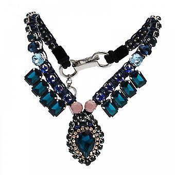 Butterfly Kasbah Embellished Statement Necklace