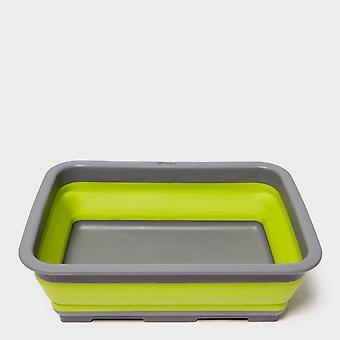 New OUTWELL Collaps Washing Up Bowl Camping Cooking Eating Green