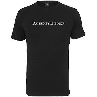 Mister t-stukoverhemd - aan de orde gesteld door HIP HOP zwart