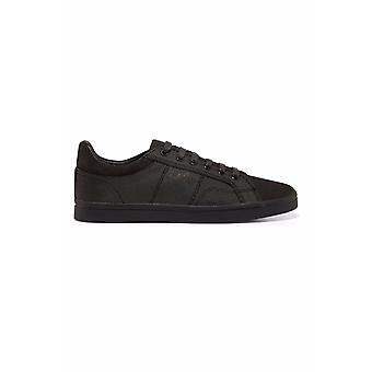 Fred Perry Sidespin Nylon/Suede B9069 491 Mens Trainers