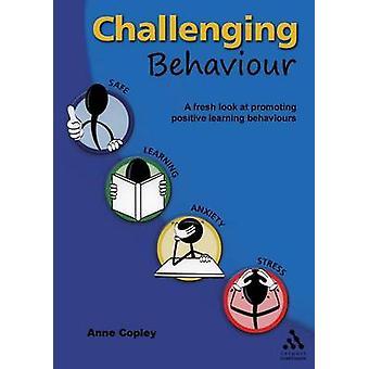 Haastava käytös - tuore Katsokaa edistävät oppimiseen käyttäytymisen