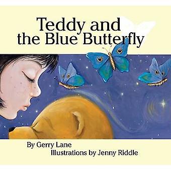 Teddy et le papillon bleu par Gerry Lane - Jenny Riddle - 978192159