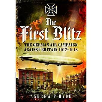 De eerste Blitz door Andrew Hyde - 9781781591246 boek