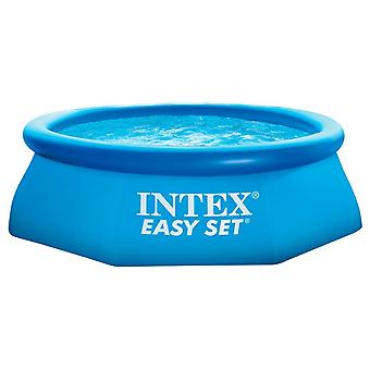 Intex Easy Set Pool blå, 8' x 30