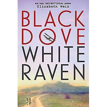 Svart duva, vit Raven