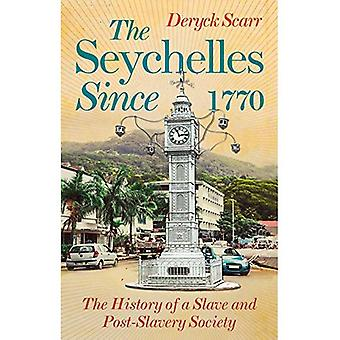 Seychellerna sedan 1770