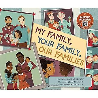 My Family, Your Family, Our Families (How Are We Alike and Different?)