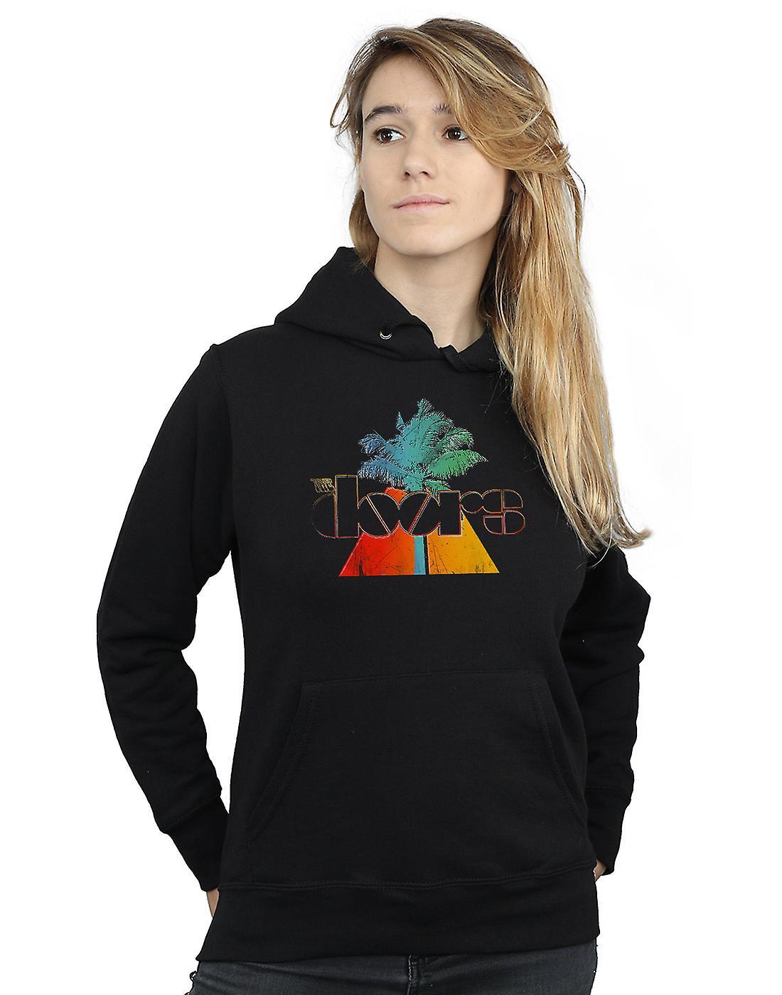 The Doors Women's Palm Triangle Hoodie
