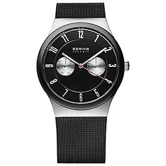 BERING Quartz Analog Unisex Adult with stainless steel strap 32139-202