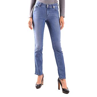 Diesel Ezbc065016 Women's Blue Andre materialer Jeans