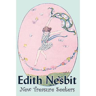 Nouveau Treasure Seekers par Edith Nesbit Fiction Fantasy magie par Nesbit & Edith
