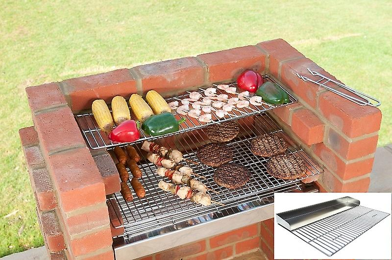 Black Knight Brick Barbecue Kit BKB501G