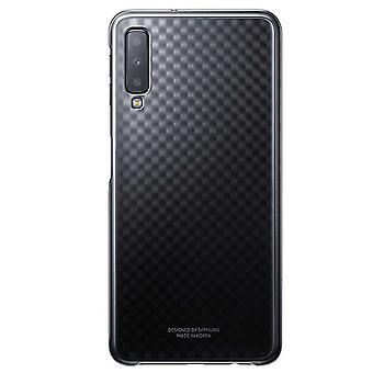 Samsung gradering dekke svart EF-AA505CBEGWW til Galaxy A50 6.4 bag hylse