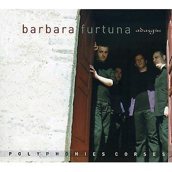 Barbara Furtuna - Adasgiu: Coriscan Polyphony [CD] USA import