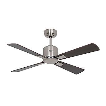 Plafond Fan ECO NEO III 103 BN Wenge / zilver