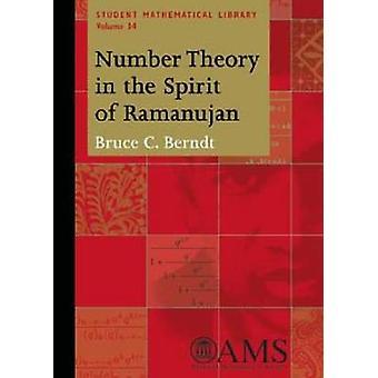 ブルース c. ベルント ・ 9780821 によるラマヌジャンの精神と整数論