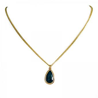 Lola Rose Moroccan Blue Myrtle Necklace 1N0107-278000