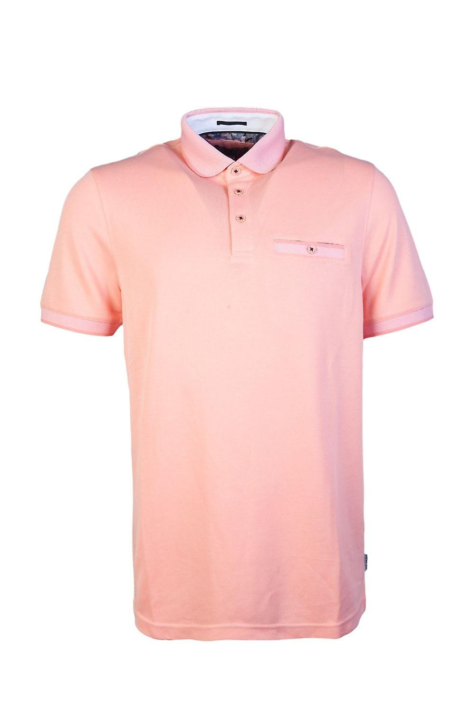 Ted Baker Short Sleeve Polo Shirt FROG