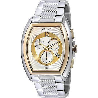 Kenneth Cole New York baril affaire Mens Watch KC9165