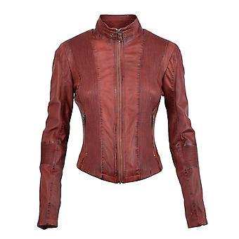 Women's leather jacket Jenny