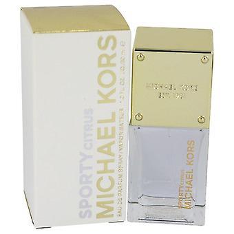 Michael kors sporty sitrus eau de parfum spray av michael kors 541692 30 ml