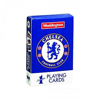 Chelsea Playing Cards