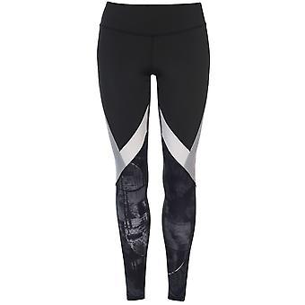 Reebok Womens Workout panelled tights byxor byxor bottnar damer