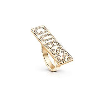 Guess Woman Alloy Circonite Ring Size 12 UBR82008-52