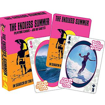 Playing Card - Endless Summer - Toys Poker New 52396