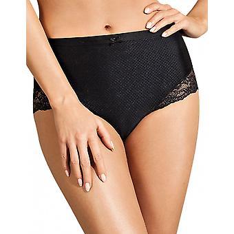 Lisca 22087 femei ' s unic dantelă plin pantalon hightalie scurt