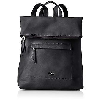 Gabor 7980 Black Woman Handtasche/Rucksack (schwarz)) 13x34x29 cm (B x H x T)