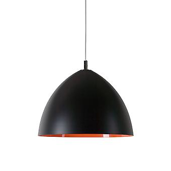 Belid - Lizzi LED Pendant Light Black, Orange Finish 103217