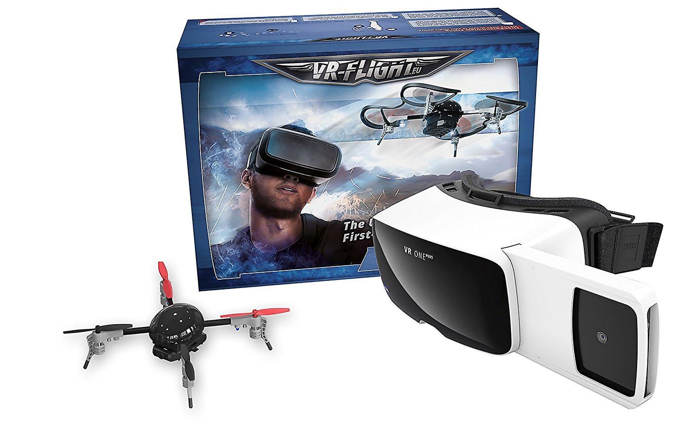 Drone micro + ZEISS VR uno iP6 / 6s vassoio