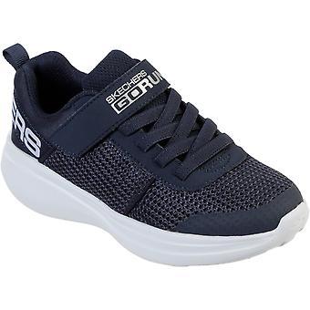 Skechers بويز الذهاب تشغيل سريع ثارو أحذية المدربين خفيفة الوزن