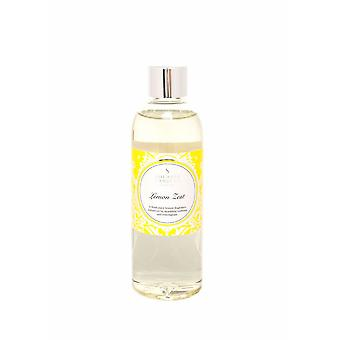 Diffuser refill 200ml Lemon Zest av Shearer stearinlys