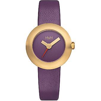 M & M Germany M11948-919 Basic-M Ladies Watch
