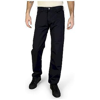 Emporio Armani - Clothing - Jeans - BNJ21_AH_M5_BLU - Men - navy - 29