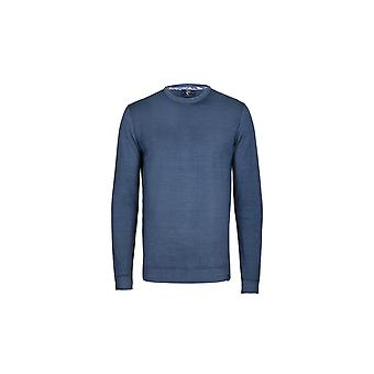 R2 Crew Neck Knitwear Blue