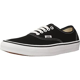 Vans sport/Authentic VN 0ee3blk Color Black sneakers