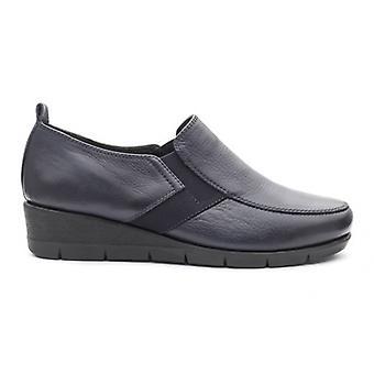 Padders نوفا السيدات جلد واسع (ه صالح) أحذية البحرية