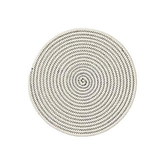 Ladelle Oliver Rope Placemat, Grey