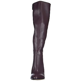 Franco Sarto Womens Kolette2 Pointed Toe Over Knee Fashion Boots